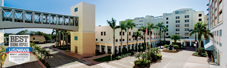 South Miami Hospital's Center for Women & Infants
